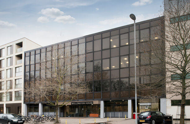 East Road CB1 office space – Building External