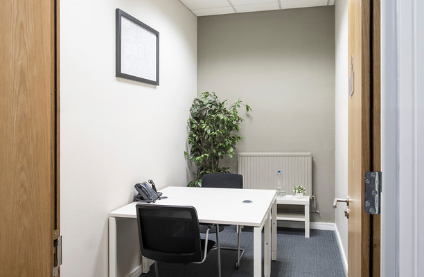East Road CB1 office space – Private Office (different sizes available).