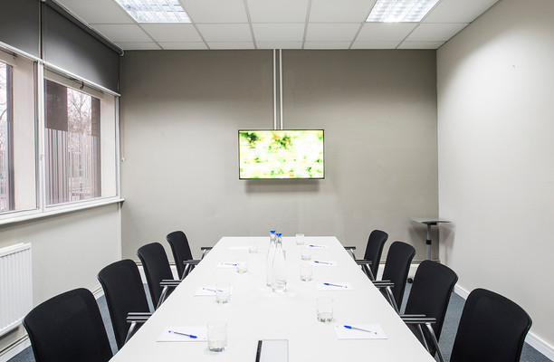 East Road CB1 office space – Meeting/Boardroom.