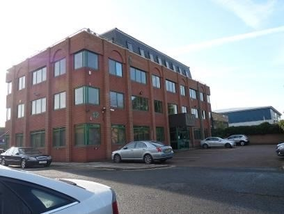 Cumberland Avenue NW10 office space – Building External