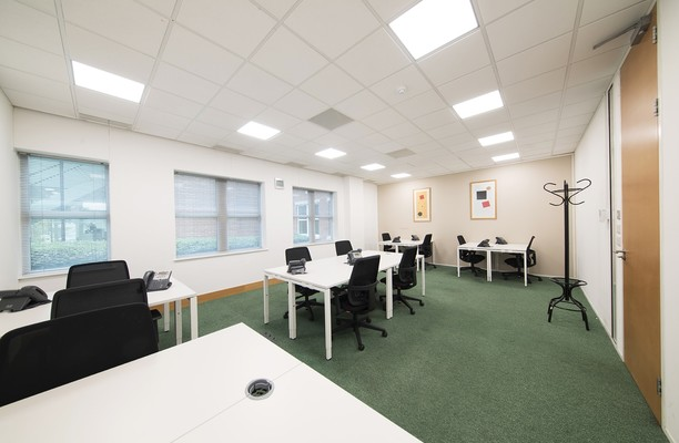 Capability Green LU1 office space – Shared Office