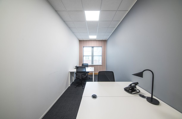 Capability Green LU1 office space – Private Office (different sizes available).