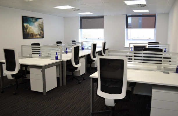 Market Place RG1, RG2, RG4, office space – Shared Office