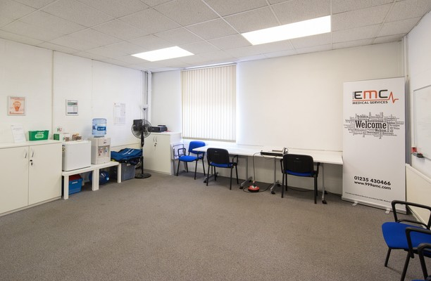 Southmead Industrial Park office space – Private Office (different sizes available).