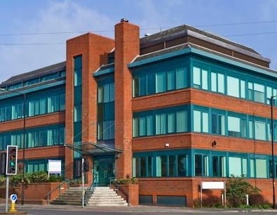 Stoke Road SL1, SL6 office space – Building External