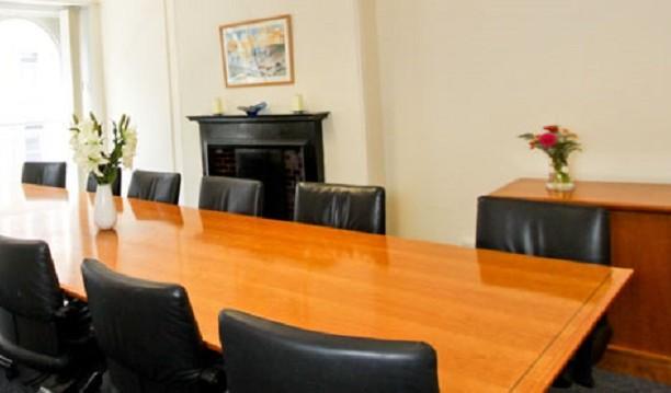 Queen Victoria Street EC4 office space – Meeting/Boardroom.