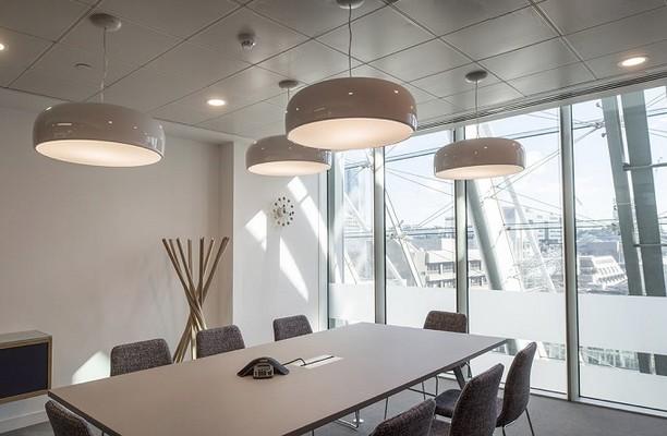 Ropemaker Street EC2 office space – Meeting/Boardroom.