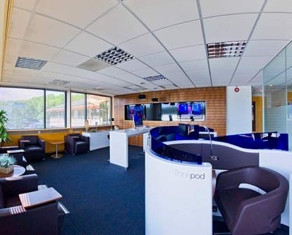 Crockford Lane RG21 office space – Break Out Area