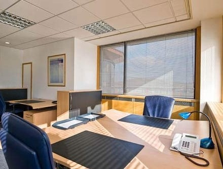 Crockford Lane RG21 office space – Private Office (different sizes available).