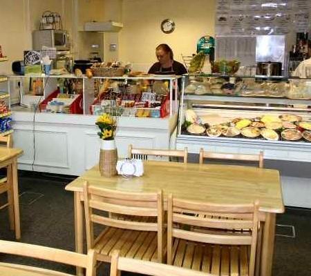 Tiller Road E14, E16 office space – Kitchen