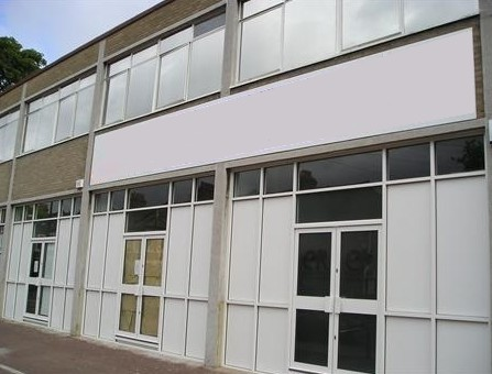 Lilford Road SE5 office space – Building External