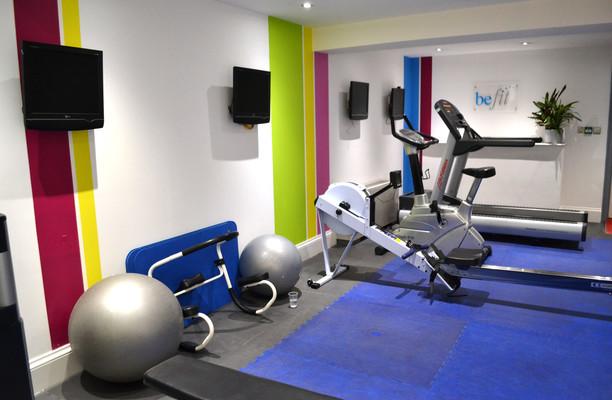 Royal Exchange Avenue EC1 office space – Gym