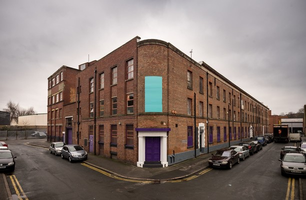 Roden Street NG1 office space – Building External