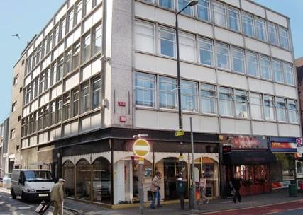 High Street BR3 office space – Building External