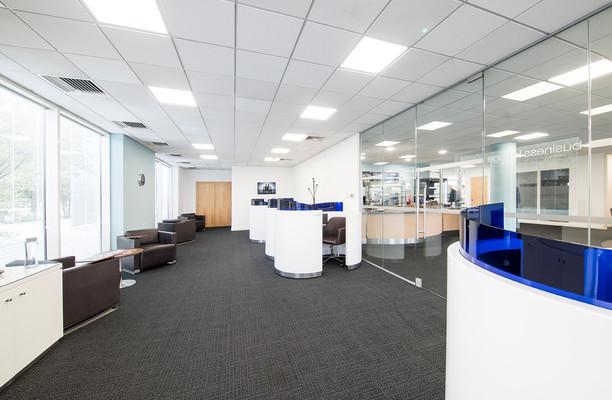 Victory Way,  Admirals Park DA1, DA2 office space – Break Out Area
