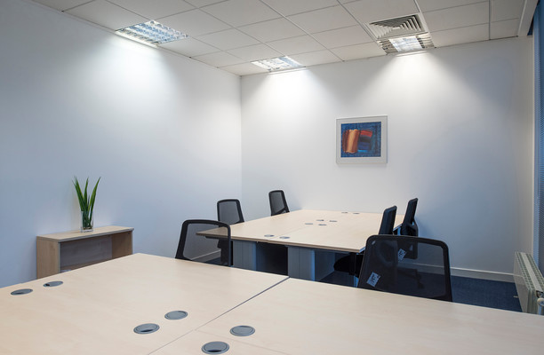 Lochside Place EH1 office space – Private Office (different sizes available).