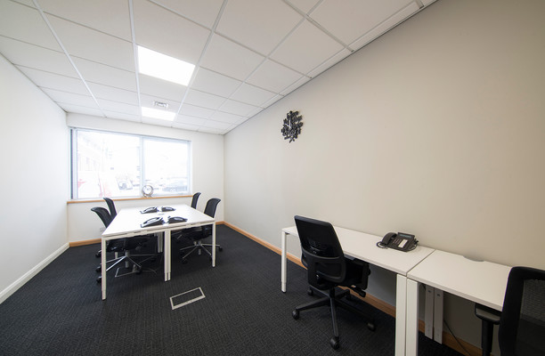 Emperor Way EX2 office space – Private Office (different sizes available).