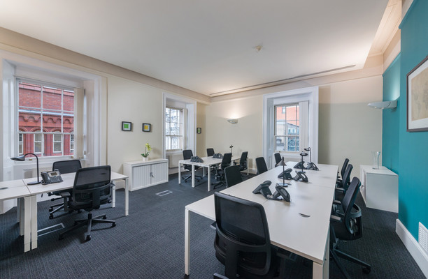 King Street office space – Private Office (different sizes available).