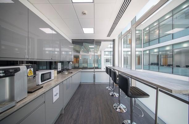 Brook Drive RG1, RG2, RG4, office space – Kitchen