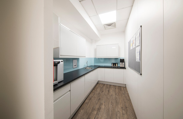 Thames Valley Park Drive RG1, RG2, RG4, office space – Kitchen