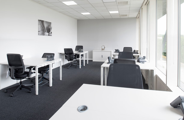 Parkview RG1, RG2, RG4, office space – Private Office (different sizes available).