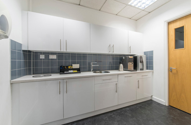 Ecclesall Road S1 office space – Kitchen