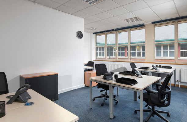 Ecclesall Road S1 office space – Private Office (different sizes available).