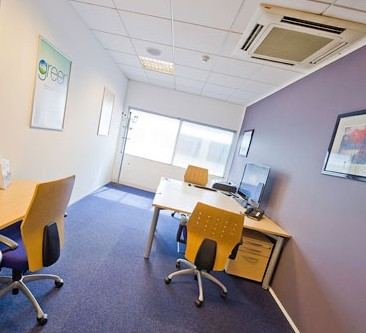 George Curl Way SO14 office space – Private Office (different sizes available).