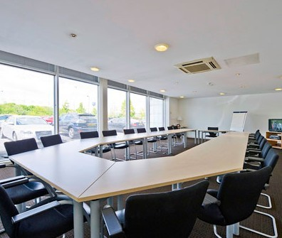 George Curl Way SO14 office space – Meeting/Boardroom.