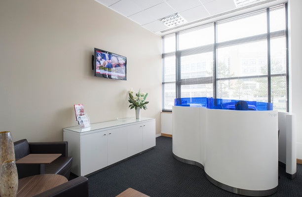 Falcon Drive CF10 office space – Break Out Area