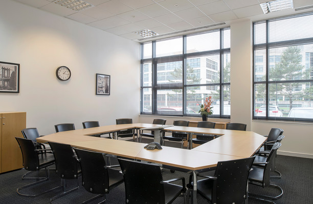 Falcon Drive CF10 office space – Meeting/Boardroom.
