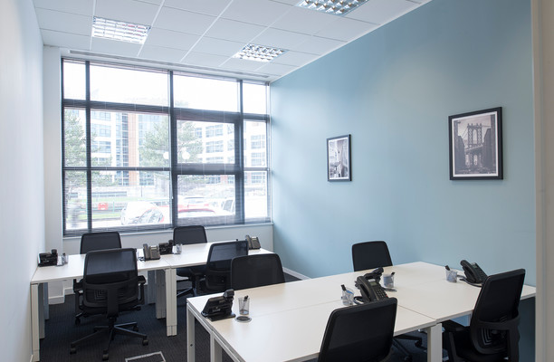 Falcon Drive CF10 office space – Private Office (different sizes available).