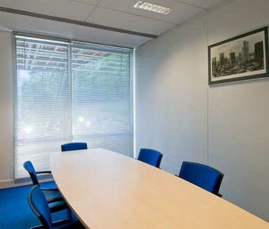 Hillswood Drive KT16 office space – Meeting/Boardroom.