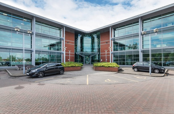 Herons Way CH1 office space – Building External