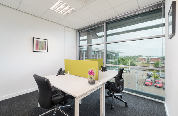 Herons Way CH1 office space – Shared Office