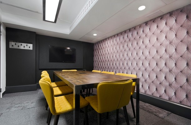 Chancery Lane WC1 office space – Meeting/Boardroom.