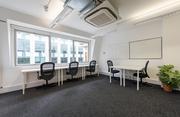 Worship Street EC1 office space – Private Office (different sizes available).