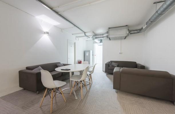 Worship Street EC1 office space – Break Out Area