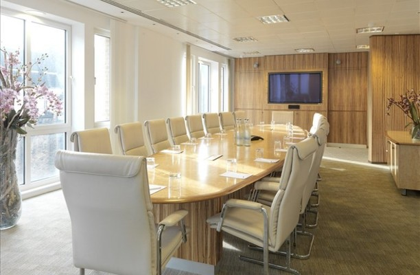 Floral Street WC2 office space – Meeting/Boardroom.
