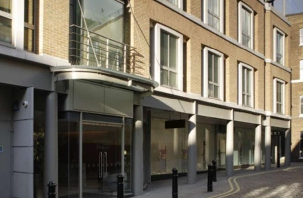 Floral Street WC2 office space – Building External