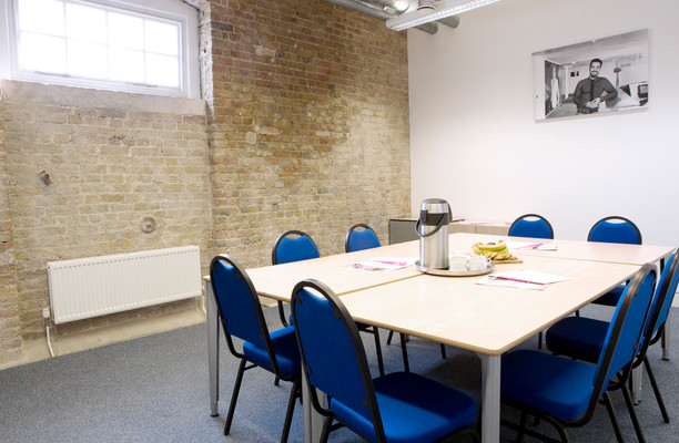 Gunnery terrace SE18 office space – Meeting/Boardroom.