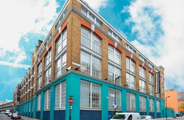 Scrutton street EC1 office space – Building External