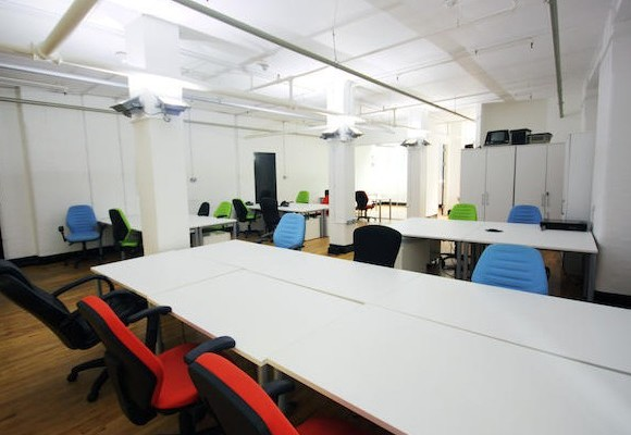 Scrutton street EC1 office space – Private Office (different sizes available).
