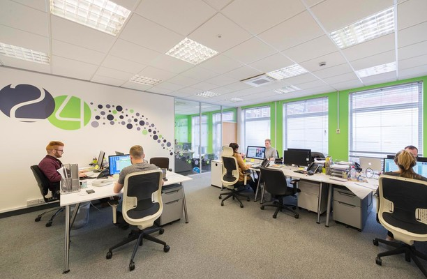 Manor Way WD6 office space – Private Office (different sizes available).