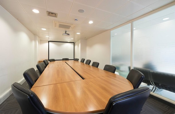 Manor Way WD6 office space – Meeting/Boardroom.