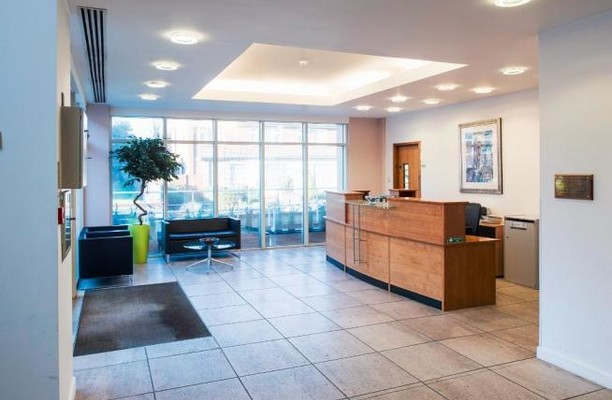 Grays Inn Road WC1 office space – Reception