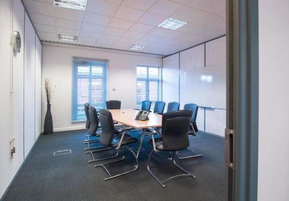 Grays Inn Road WC1 office space – Meeting/Boardroom.