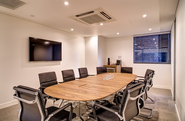 Waterloo Road SE1 office space – Meeting/Boardroom.