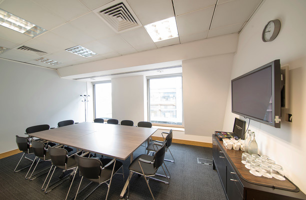 Cannon Street EC4 office space – Meeting/Boardroom.