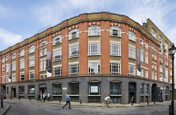 Clerkenwell Close EC1 office space – Building External